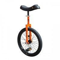Qu-Ax Luxus Trainer eenwieler oranje 20 inch