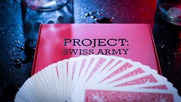 Project: Swiss Army by Chris Turchi and Brandon David