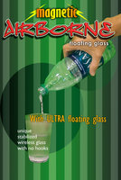 Airborne water bottle magnetic