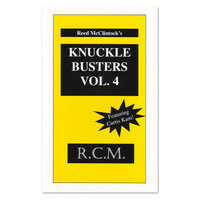 Knuckle Busters 4 by McClintock - Book