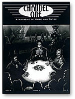 Channel One Issue 9 book