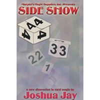 Side Show by Joshua Jay - Trick