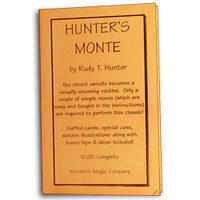 Hunter's Monte by Rudy Hunter - Trick
