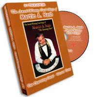 Award Winning Card Magic of Martin Nash - A-1-3, DVD