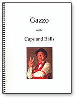 Gazzo on Cups & Balls - Book