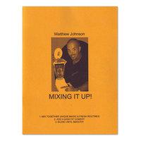 Mixing It Up book Matthew Johnson