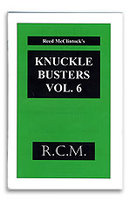 Knuckle Busters 6 Reed McClintock