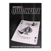 Quickfire by David Forrest - Book
