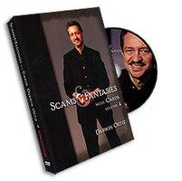 Scams & Fantasies Ortiz- 4, DVD