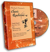 Classic Renditions 4 by Michael Ammar - DVD
