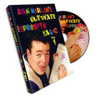 Ultimate Impromptu Magic Vol 1 by Dan Harlan - DVD