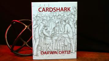 Cardshark boek by Darwin Ortiz