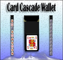 Card cascade wallet (HM)