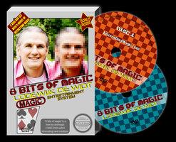 8 Bits of magic, 2 DVD set