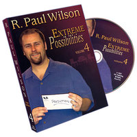 Extreme Possibilities - Volume 4 by R. Paul Wilson - DVD