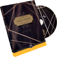 String Theory (DVD and Gimmick) by Vince Mendoza - DVD