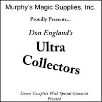 Don England's Ultra Collectors - Trick