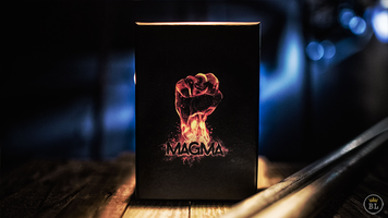 Magma (Gimmick and Online Instructions) by Kyle Marlett - Trick