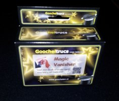 Magic vanisher - goochelen.nl
