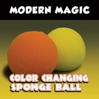 Color changing sponsbal set van 2