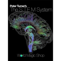 Sale-item: Peter Turner's The S.T.E.M.System (2 DVD set includes special guest Anthony Jacquin) Limited Edition - DVD