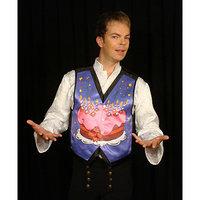 Sale-item: Happy Birthday Vest With DVD (MEDIUM) by Lee Alex - Trick
