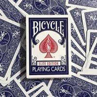 Bicycle ELITE speelkaarten (blauw)