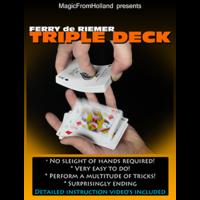 Triple deck - Ferry de Riemer
