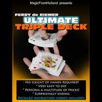 Ultimate Triple deck - Ferry de Riemer