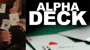Alpha Deck by Richard Sanders