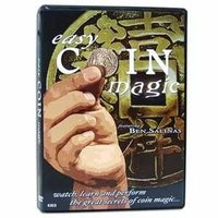 Easy coin magic DVD
