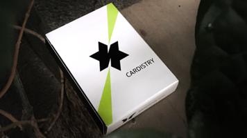Cardistry Shuriken speelkaarten