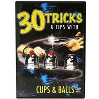30 tricks & tips with cups & balls DVD