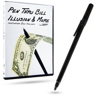 Pen thru bill illusion