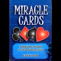Miracle kaarten - goochelen.nl