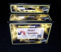 Magic vanisher - goochelen.nl