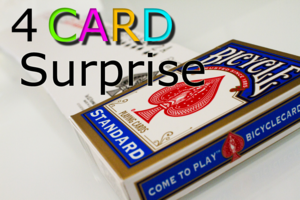 4 card surprise