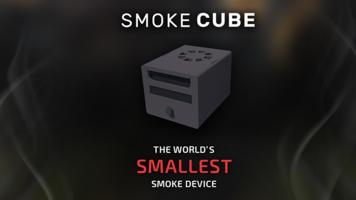 SMOKE CUBE by Joao Miranda