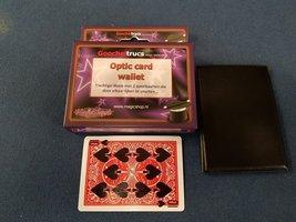 Optic card wallet