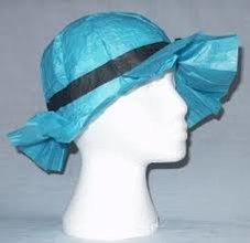 Paper hat tear - Bonnet