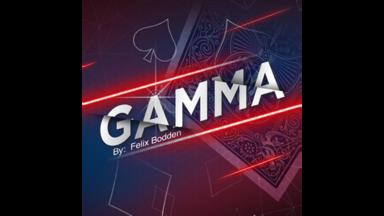 Gamma rood by Felix Bodden and Agus Tjiu