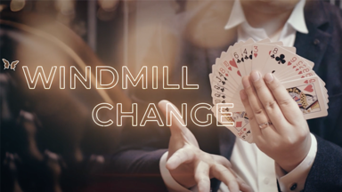 Windmill Change (DVD and Prop) by Jin