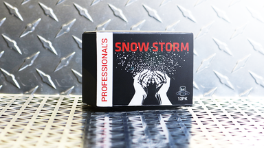 Professional Snowstorm Pack (12 pk)