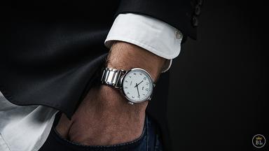 The Watch - Chrome Classic by Joao Miranda