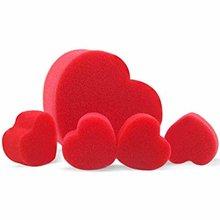 Sponge hearts