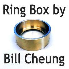 Ring Box Morgan- Bill Cheung