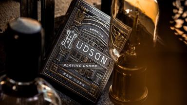 Black Hudson Speelkaarten