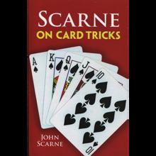 Scarne on Card Tricks boek