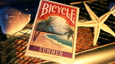 Bicycle Four Seasons Limited Edition (Summer) Playing Cards
