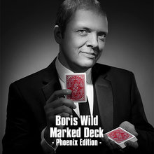 Boris Wild Marked deck SET Phoenix